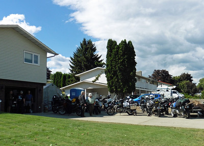 Aug 27th - Valley BMW Riders Club Barbecue
