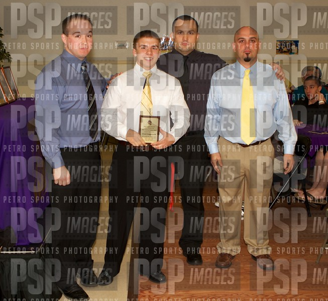 WSHS Wrestling Banquet 2011