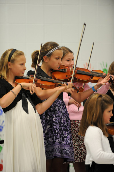 May 2010 Strings Concert