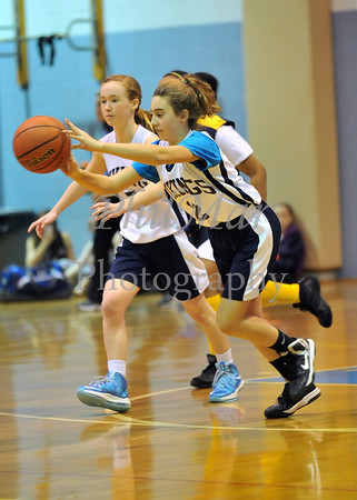 St. Peters vs St. Ignatius Girls
