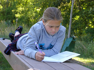 4W Outdoor Poetry Writing