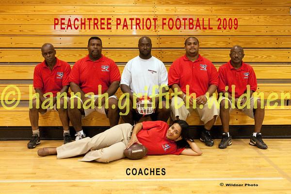 2009 Peachtree Patriot Team