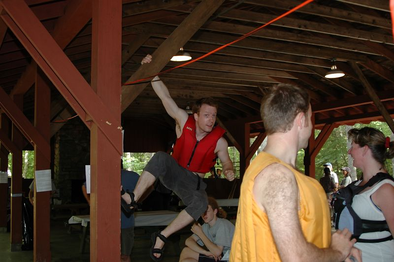 Getting excited about paddling the canoe-O   (Sep 11, 2004, 03:44pm)