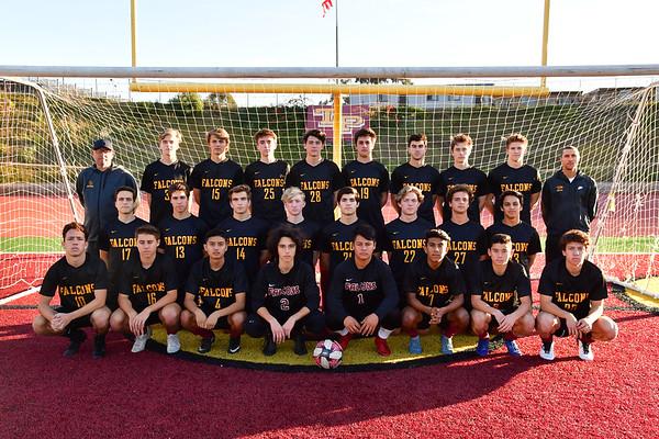TP Boys Soccer Teams, 12-18-18