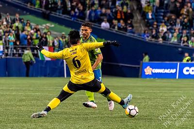 2018-03-01 - Sounders vs Santa Tecla FC - CONCACAF