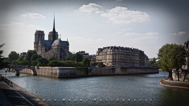 Notre Dame Cathedral -  JohnBrody.com