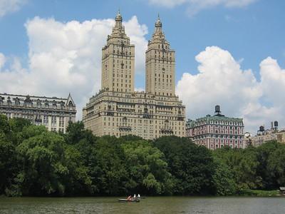 New York City - Central Park - September 2003