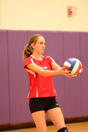 CMS Volleyball vs Casey/Westfield February 8, 2016