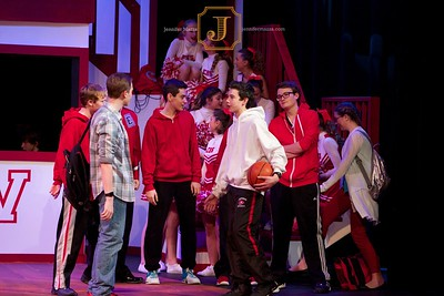 High School Musical Show Shots