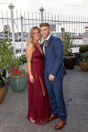 Walled Lake Northern HS 2018 prom