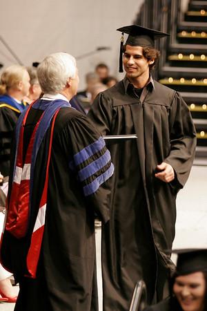 Todd's Belmont Graduation