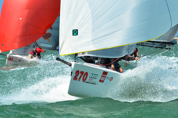 2014 Miami Sailing Week