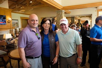 Casa Celebrates 50th Anniversary at Golf Tournament