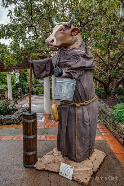 Moo-nipero Serra. San Luis Obispo