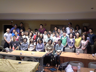 KBS Gansa/Coordi Retreat 2013