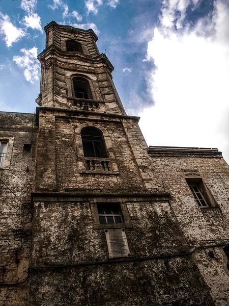 Torre Campanaria in Santeramo in Colle