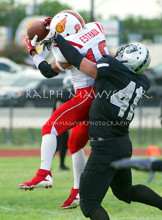 Football - APSFL Championship 2014 - Game Action