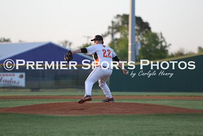 La Porte Varsity Baseball vs. Manvel 5/3/2013