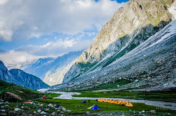 Hampta Pass, Himachal Pradesh