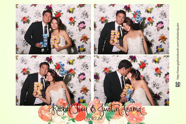 Rachel and Justin's Wedding