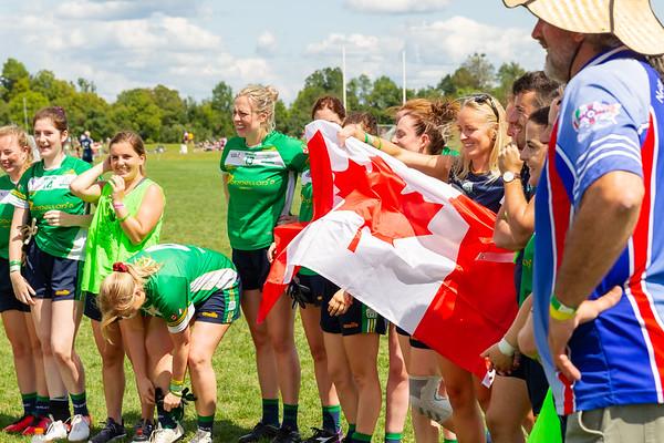 USGAA Ladies Intermediate Football Final