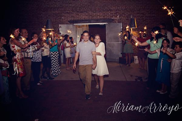 Matt & Addie: {reception}