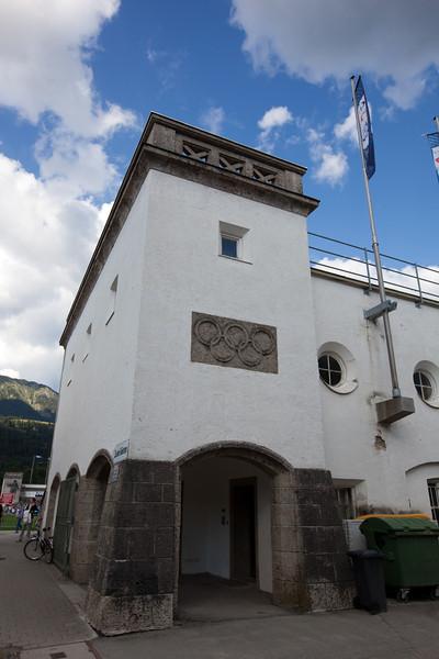 Garmisch-Partenkirchen, Olympic Winter Games Architecture, 1936