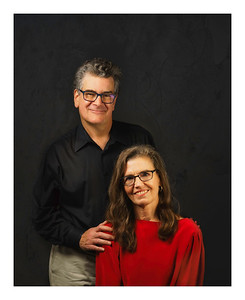 Susan Delaney and Jim Roberts