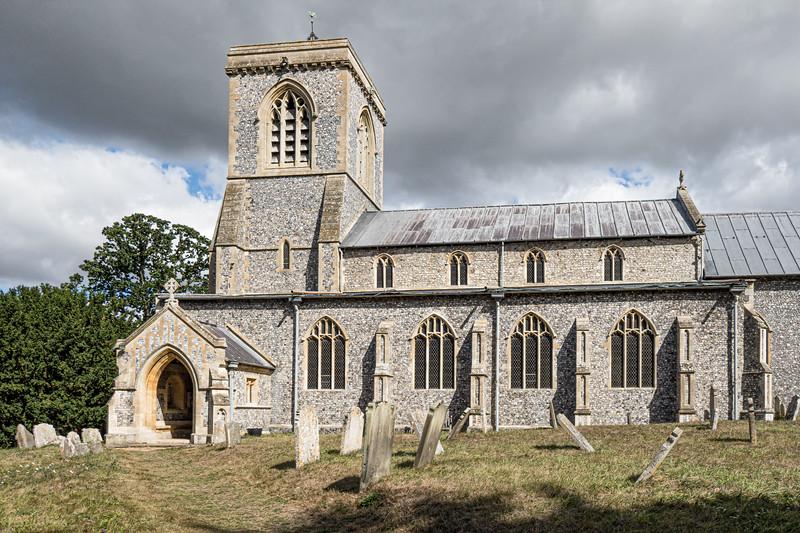 Blickling, St. Andrew