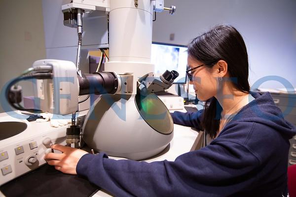 Jacqueline Zhou Biology Lab