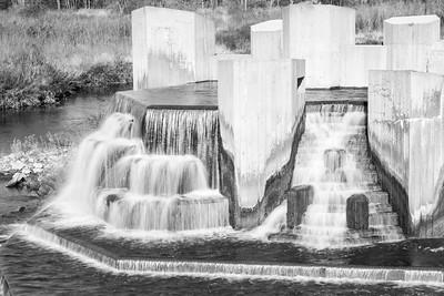 Stepping Stone Falls - Flint, MI