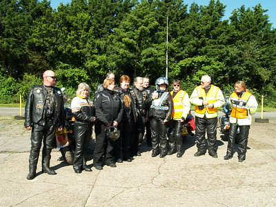 12th August 2012 - North Yorkshire Ride