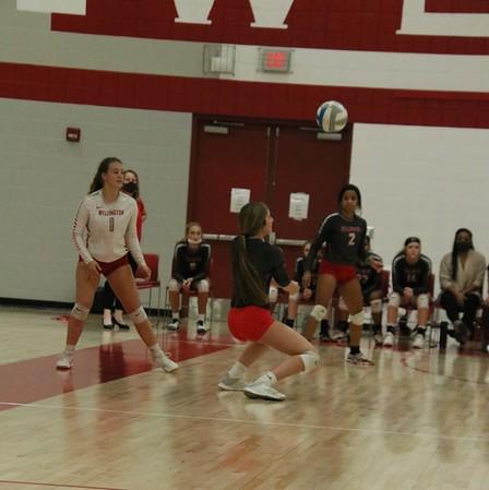 VARSITY Volleyball vs Winfield  101320