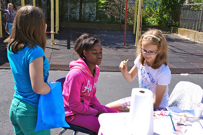 City Serve 2012: Luther Memorial School