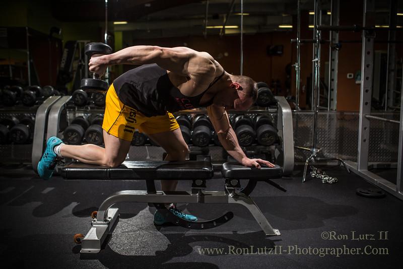 Ryan Clark - Bodybuilder