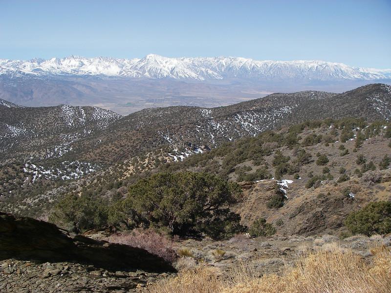 High Sierra - Tom's Mtn