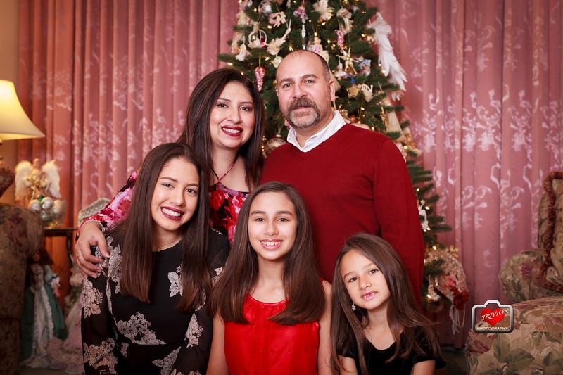 The Macias Family @ Xmas 16