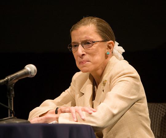 Justice Ruth Bader Ginsburg - Georgia O'Keeffe Museum