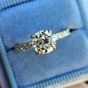 .81ct Old European Cut Diamond in Brian Gavin Setting 17