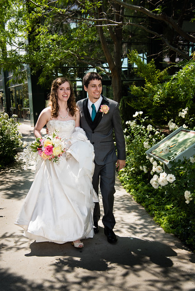 4 Reception At Red Butte Gardens