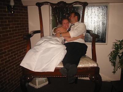 Al and Krista Unger's Wedding, October 21-23, 2005, Gloversville, New York