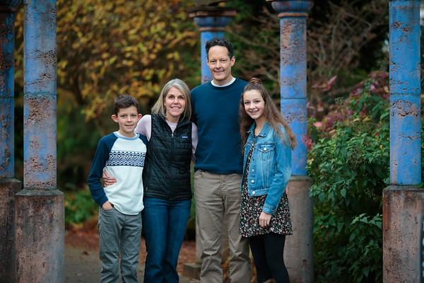 Harrington Family 2018