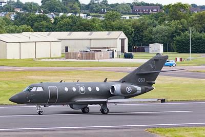Falcon 20 ECM (Norway)