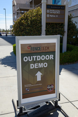 Outdoor Demos