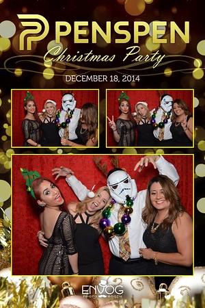 Penspen Christmas Party (prints)