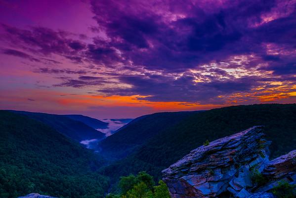 West Virginia Highlights