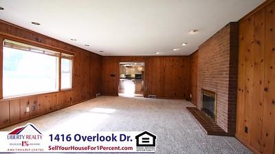 1416 Overlook Dr | Video