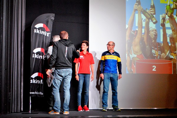 Siegerehrung Swiss Triathlon Circuit