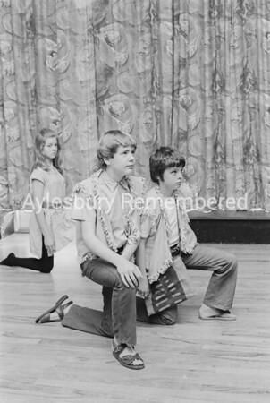 Sir Henry Floyd Grammar School play Dec 1973