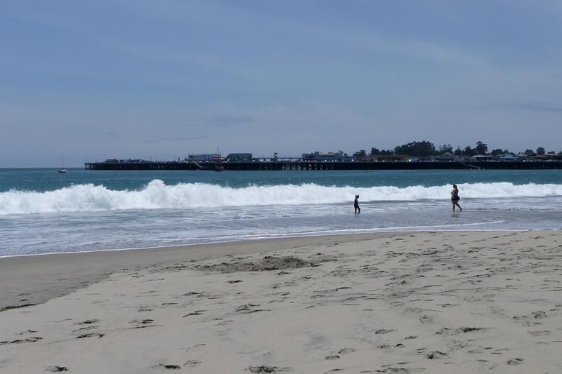 Santa Cruz Beach, Santa Cruz